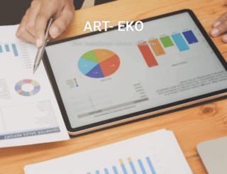 art-eko.gda.pl screenshot