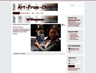 art-from-china.com screenshot