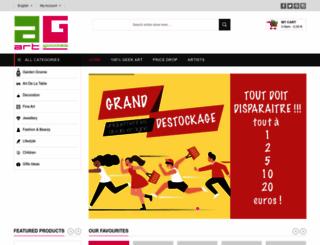art-goodies.com screenshot