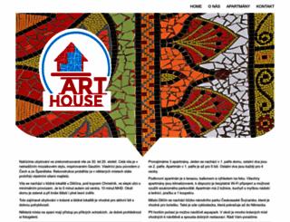art-house.cz screenshot
