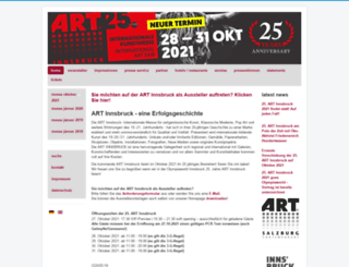 art-innsbruck.at screenshot