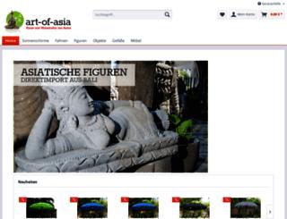art-of-asia.net screenshot