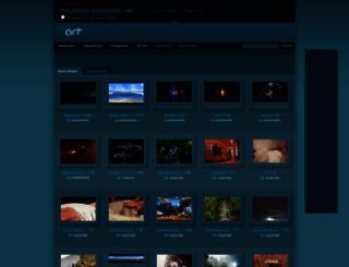 art.fxencore.de screenshot