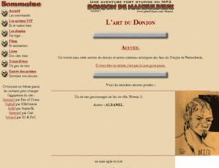 art.naheulbeuk.com screenshot
