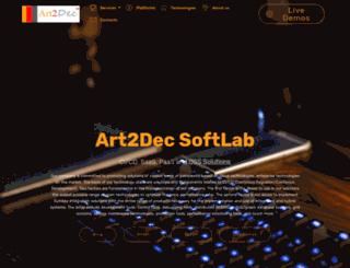 art2dec.com screenshot