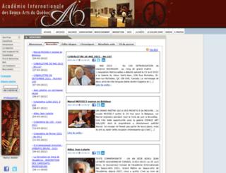 artacademie.com screenshot