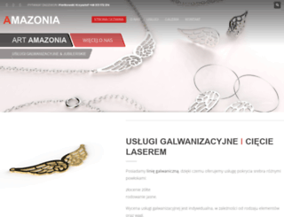 artamazonia.pl screenshot