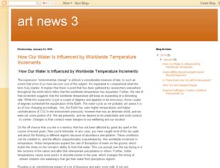 artartnews33.info screenshot