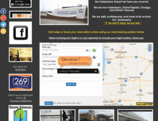artaxishuttleonline.com screenshot
