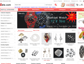 artbeads.yyw.com screenshot