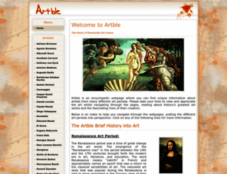artble.com screenshot