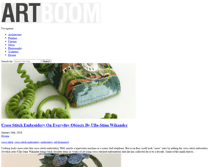 artboom.info screenshot