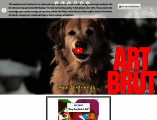 artbrut.org.uk screenshot