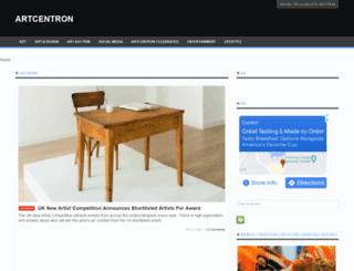 artcentron.com screenshot