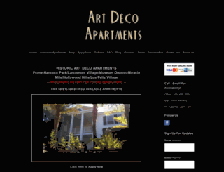 artdecoapts.com screenshot