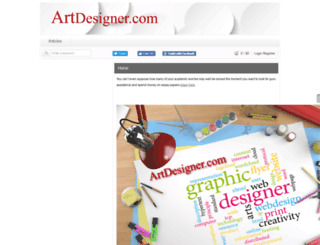 artdesigner.com screenshot
