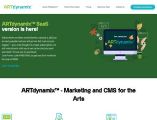 artdynamix.com screenshot