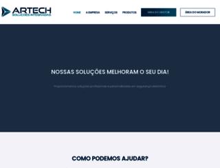 artechsolucoes.com.br screenshot