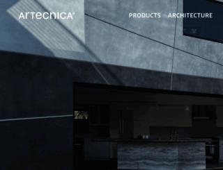 artecnicainc.com screenshot