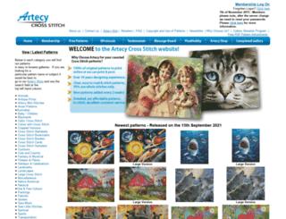 artecy.com screenshot