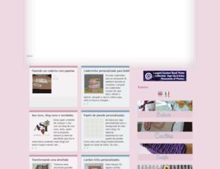 arteescrap.blogspot.com screenshot