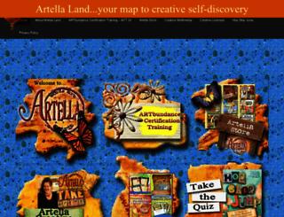 artella-land.com screenshot