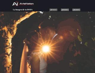 artenalon.com screenshot