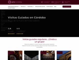 artencordoba.com screenshot