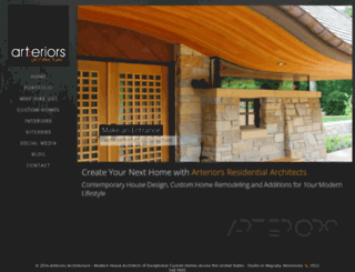 arteriors.com screenshot