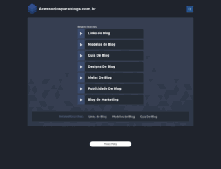 artesbysiglea.blogspot.com.br screenshot