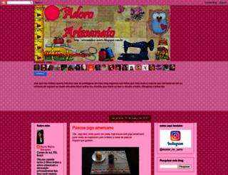 artesminhas-marta.blogspot.com screenshot