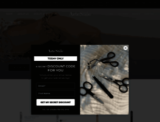 artestile.ca screenshot