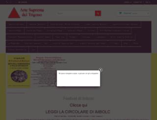 artesupremadeltrigono.com screenshot