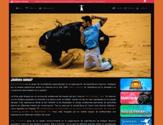 arteyemocion.es screenshot