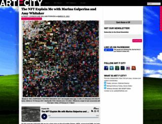 artfagcity.com screenshot