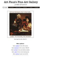 artfaux.com screenshot