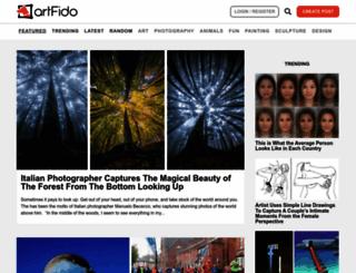 artfido.com screenshot
