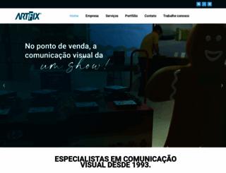 artfix.com.br screenshot