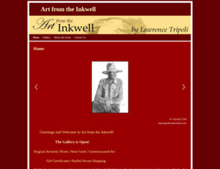 artfromtheinkwell.com screenshot