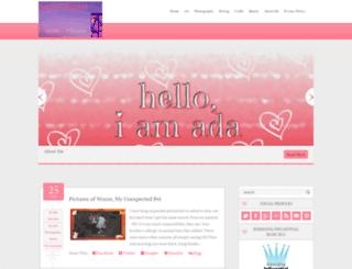 artfulchapter.blogspot.com screenshot