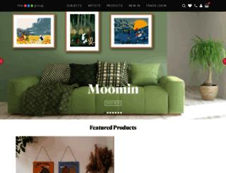 artgroup.com screenshot