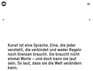 arthelps.de screenshot