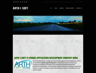 arthisoft.weebly.com screenshot