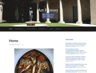 arthistory.pomona.edu screenshot