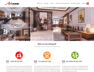 arthome.vn screenshot
