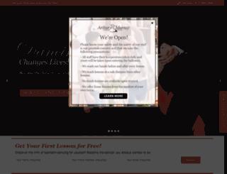arthurmurraytampa.com screenshot