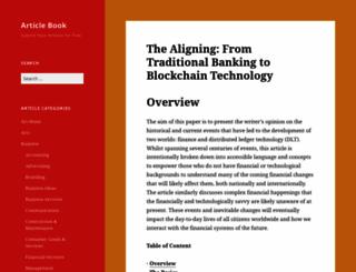 article-book.com screenshot