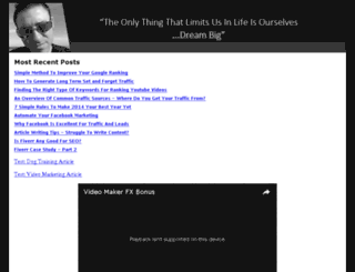 article-writer-pro.co.uk screenshot
