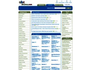 article.abc-directory.com screenshot