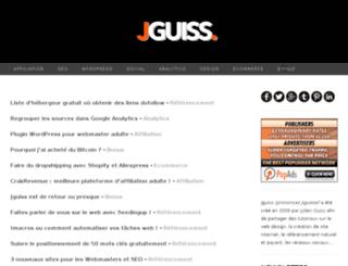 article.jguiss.com screenshot